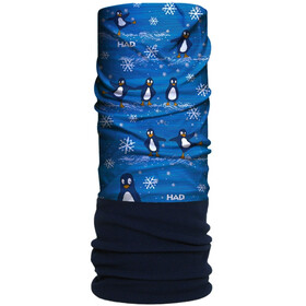 HAD Fleece Tube Scarf Kids ice guys/navy